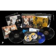 """【送料無料】 Ella Fitzgerald/Louis Armstrong / Ella & Louis: Complete Studio Master Takes (5LP+10"""") 【LP】"""