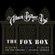 【送料無料】 Allman Brothers Band オールマンブラザースバンド / Fox Box (8CD) 輸入盤 【CD】
