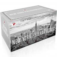 【送料無料】 ニューヨーク・フィルハーモニック創立175年アニヴァーサリー・エディション(65CD) 輸入盤 【CD】