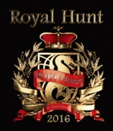 【送料無料】 Royal Hunt ロイヤルハント / Live 2016 ~25th Anniversary Tour 【BLU-RAY DISC】