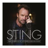 【送料無料】 Sting スティング / Complete Studio Collection (BOX仕様 / 16枚組 / 180グラム重量盤レコード) 【LP】