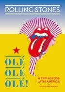 送料無料 Rolling ☆正規品新品未使用品 Stones ローリングストーンズ Ole A Trip Latin Across America BLU-RAY 2Blu-ray+Tシャツ 1000セット完全生産限定盤 DISC スーパーセール期間限定