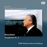 【送料無料】 Bruckner ブルックナー / 交響曲第4番『ロマンティック』 ハンス・シュミット=イッセルシュテット&北ドイツ放送交響楽団(1966ステレオ)(2LP) 【LP】