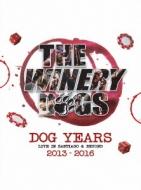 【送料無料】 The Winery Dogs / DOG YEARS 2013-2016 Live in Santiago amp; Beyond (Blu-ray+CD) 【BLU-RAY DISC】