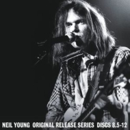 【送料無料】 Neil Young ニールヤング / Official Release Series Discs 8.5-12 (5CD) 輸入盤 【CD】