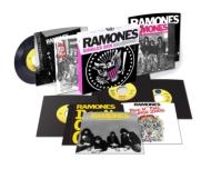 """【送料無料】 Ramones ラモーンズ / Ramones Singles Box【2017 RECORD STORE DAY 限定盤】(BOX仕様 / 10枚組 / 7インチシングルレコード) 【7""""""""Single】"""