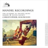 【送料無料】 Handel ヘンデル / クリストファー・ホグウッド ヘンデル録音集 エンシェント室内管弦楽団、ヘンデル・ハイドン・ソサエティ(22CD) 輸入盤 【CD】