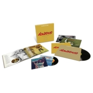 【送料無料】 Bob Marley&The Wailers ボブマーリィ&ザウェイラーズ / エクソダス Exodus 40周年記念盤 スーパー・デラックス・エディション (BOX仕様 / 180グラム重量盤アナログレコード4枚組 / 7インチシングル2枚組【計6枚】) 【LP】