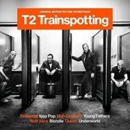 T2 トレインスポッティング Trainspotting ランキング総合1位 2 LP 2枚組アナログレコード 定番キャンバス