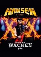 【送料無料】 Kai Hansen / Thank You Wacken: Live At Wacken Open Air 2016 (Blu-ray) 【BLU-RAY DISC】