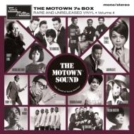 """【送料無料】 The Motown 7s Box Volume 4: Rare And Unreleased Vinyl (BOX仕様 / 7枚組 / 7インチシングルレコード) 【7""""""""Single】"""