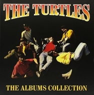 【送料無料】 The Turtles / Albums Collection (Rsd2017) 【LP】