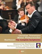 【送料無料】【送料無料】 Beethoven DISC】 ベートーヴェン/ 交響曲全集 クリスティアーン・ティーレマン&ウィーン【BLU-RAY・フィル、ダッシュ、藤村実穂子、ベチャワ、ツェッペンフェルト(3BD)【BLU-RAY DISC】, ゆうひ堂:01e65de1 --- data.gd.no