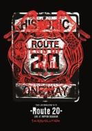 送料無料 T.M.Revolution T.M.R. LIVE REVOLUTION'16-'17 -Route 驚きの価格が実現 20- NIPPON AT 初回生産限定盤 Blu-ray+CD 高級な BUDOKAN DISC BLU-RAY
