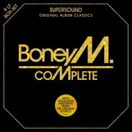 【送料無料】 Boney M ボニーエム / Complete (The Original Vinyl Album Box) 【LP】