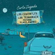 Los Cenzontles Texmaniacs 値下げ Flaco Jimenez CD Carta Jugada 購買 輸入盤