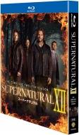 【送料無料】 SUPERNATURAL XII <トゥエルブ・シーズン>ブルーレイ コンプリート・ボックス(4枚組) 【BLU-RAY DISC】