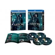 【送料無料】 ARROW / アロー <フィフス・シーズン>ブルーレイ コンプリート・ボックス(4枚組) 【BLU-RAY DISC】