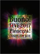 2020 送料無料 実物 Buono ボーノ ライブ2017~Pienezza ~ 2Blu-ray+4CD DISC 初回生産限定盤 BLU-RAY