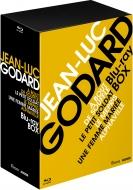 【送料無料】 ジャン=リュック・ゴダール Blu-ray BOX Vol.1 / ヌーヴェル・ヴァーグの誕生 【BLU-RAY DISC】