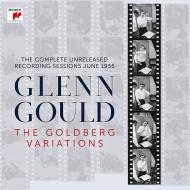【送料無料】 Bach, Johann Sebastian バッハ / グレン・グールド/ ゴルトベルク変奏曲コンプリート・レコーディング・セッションズ1955(7CD+LP) 輸入盤 【CD】