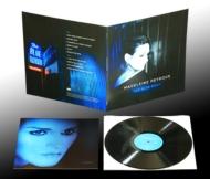 【送料無料】 Madeleine Peyroux マデリンペルー / The Blue Room (高音質盤 / 180グラム重量盤レコード / Khiov Music 韓国キオブ) 【LP】