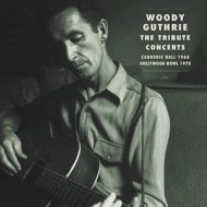 【送料無料】 Woody Guthrie: Tribute Concerts (+book) 輸入盤 【CD】