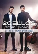 【送料無料】 2CELLOS トューチェロズ / Score ...and More Live At The Sydney Opera House 【BLU-RAY DISC】