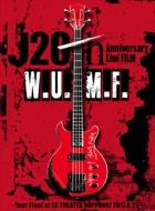 【送料無料】 J ジェイ (LUNA SEA) / J 20th Anniversary Live FILM [W.U.M.F.] -Tour Final at EX THEATER ROPPONGI 2017.6.25- 【初回生産限定 / SPECIAL BOX SET】 (2DVD+CD+PHOTO BOOK) 【DVD】