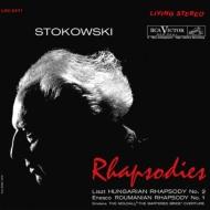 【送料無料】 ハンガリー狂詩曲(リスト)、他:ストコフスキー指揮&RCAビクター交響楽団 (高音質盤 / 45回転盤 / 2枚組 / 200グラム重量盤レコード / Analogue Productions) 【LP】