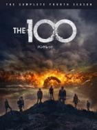 送料無料 THE 100 ハンドレッド lt;フォース シーズンgt; 本物◆ DVD ボックス コンプリート 大人気