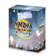 【送料無料】 NMB48 / NMB48 Arena Tour 2015 ~遠くにいても~ (Blu-ray) 【BLU-RAY DISC】