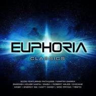 日本メーカー新品 予約販売 Euphoria Classics 輸入盤 CD