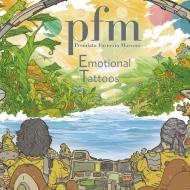 【送料無料】 PFM (P.F.M.) プレミアータフォルネリアマルコーニ / Emotional Tattoos (2枚組CD付 / 2枚組アナログレコード) 【LP】