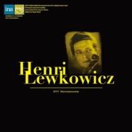 【送料無料】 ヴァイオリン・ソナタ第2番(バルトーク)、他:アンリ・レフコヴィチ(ヴァイオリン)【500枚限定プレス】 (アナログレコード / Spectrum Sound) 【LP】