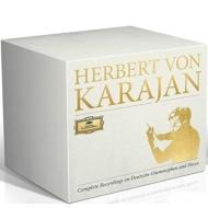 【送料無料】 Karajan カラヤン / ヘルベルト・フォン・カラヤン DG、DECCA録音全集(330CD+24DVD+2ブルーレイ・オーディオ) 輸入盤 【CD】
