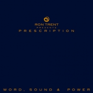 【送料無料】 Ron Trent ロントレント / Prescription: Word Sound & Power  【LP】