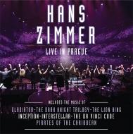 【送料無料】 Hans Zimmer ハンスジマー / Live In Prague (4枚組アナログレコード) 【LP】