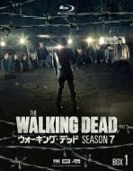 【送料無料】 ウォーキング・デッド7 Blu-ray BOX-1 【BLU-RAY DISC】