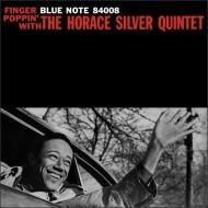 【送料無料】 Horace Silver ホレスアンディ / Finger Poppin' With (高音質盤 / 2枚組 / 180グラム重量盤レコード / Music Matters) 【LP】