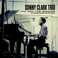【送料無料】 Sonny Clark ソニークラーク / 1960 Time Sessions With George Duvivier & Max Roach【2017 RECORD STORE DAY BLACK FRIDAY 限定盤】(2枚組アナログレコード) 【LP】