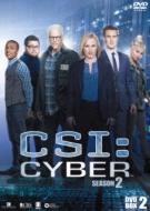 【送料無料】 CSI: サイバー2 DVD-BOX-2 【DVD】