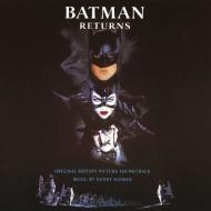 【送料無料】 バットマン リターンズ / バットマン リターンズ スコア (2枚組 / 180グラム重量盤アナログレコード) 【LP】