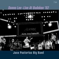 【送料無料】 Jaco Pastorius ジャコパストリアス / ドナ・リー - ライヴ・アット・武道館'82 Donna Lee - Live At Budokan '82【限定生産盤】(2枚組アナログレコード) 【LP】