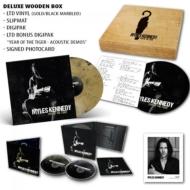 【送料無料】 Myles Kennedy / Year Of The Tiger (2cd+lp+slipmat+signed Photocard)(Wooden Box) 輸入盤 【CD】