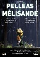 Debussy 使い勝手の良い ドビュッシー 定価の67%OFF ペレアスとメリザンド 全曲 ラザール演出 マキシム パスカル マルメ歌劇場 2016 DVD ステレオ ダヴィエ 日本語字幕付 モイヨン 他 2DVD