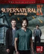 SUPERNATURAL 人気ブレゼント! IX スーパーナチュラル 後半セット 訳あり品送料無料 DVD lt;ナインgt;