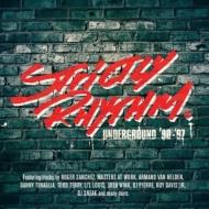 送料無料 ◆セール特価品◆ Strictly Rhythm 送料無料お手入れ要らず Underground 輸入盤 90-97 CD