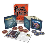 【送料無料】 Procol Harum プロコルハルム / Still There'll Be More: An Anthology 1967-2017 (5CD+3DVD) 輸入盤 【CD】