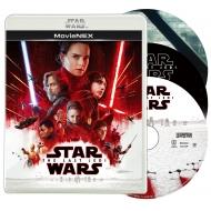 スター ウォーズ 売買 最後のジェダイ MovieNEX BLU-RAY ブルーレイ+DVD DISC メーカー直送